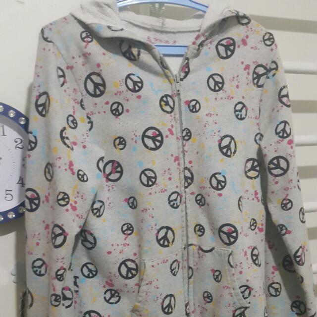 Korean Brand Hoodie Jacket