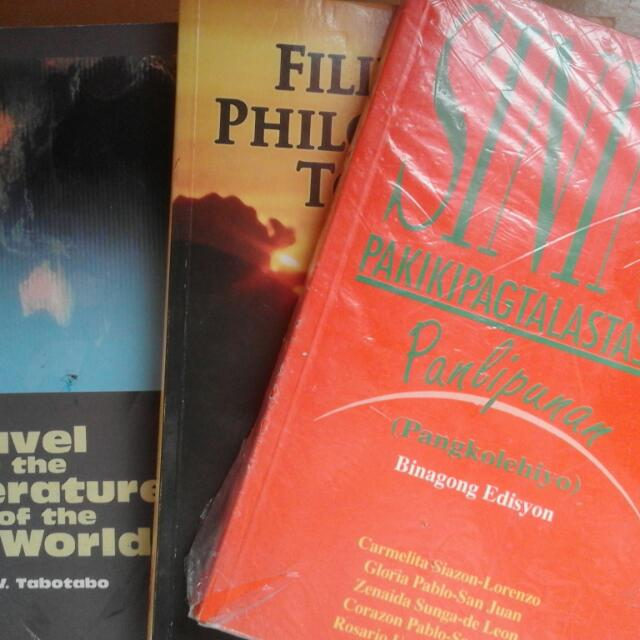 Literary Textbooks Bundle