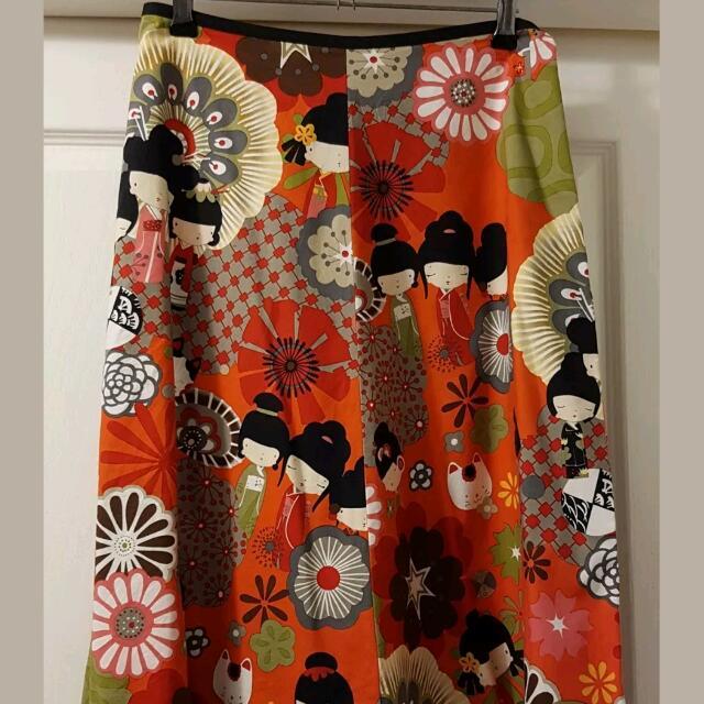 Maiocchi Skirt Size 10