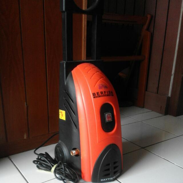 mesin cuci mobil/motor
