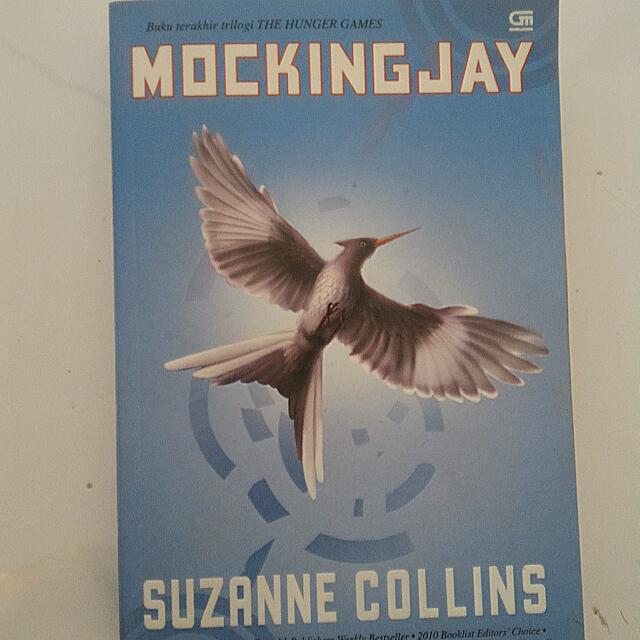 Mockingjay By Suzanne Collins (Indonesian)