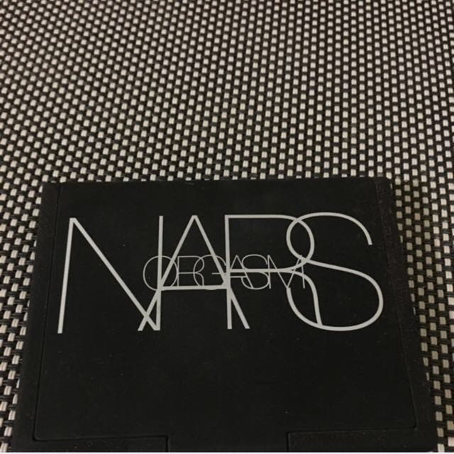 Nars Orgasm Limited Edition Large Pan