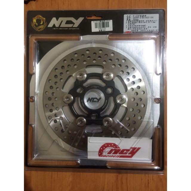 Ncy N12 200mm 浮動圓碟 Cuxi Rs車系