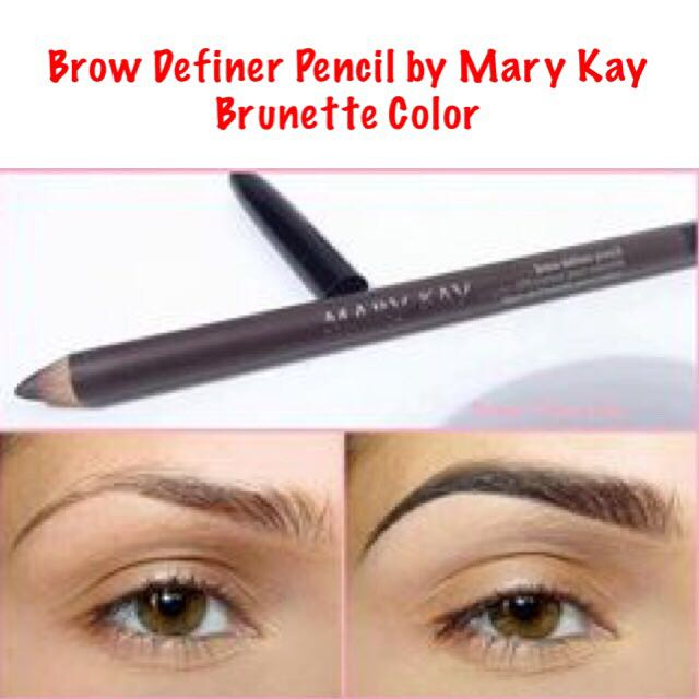 New Stock Brow Definer Pencil By Mary Kay Health Beauty Makeup