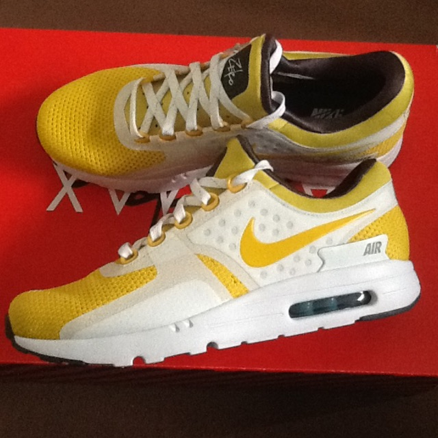 sports shoes db056 fe485 Nike Air Max Zero  Tinker Sketch , Sports, Sports Apparel on Carousell