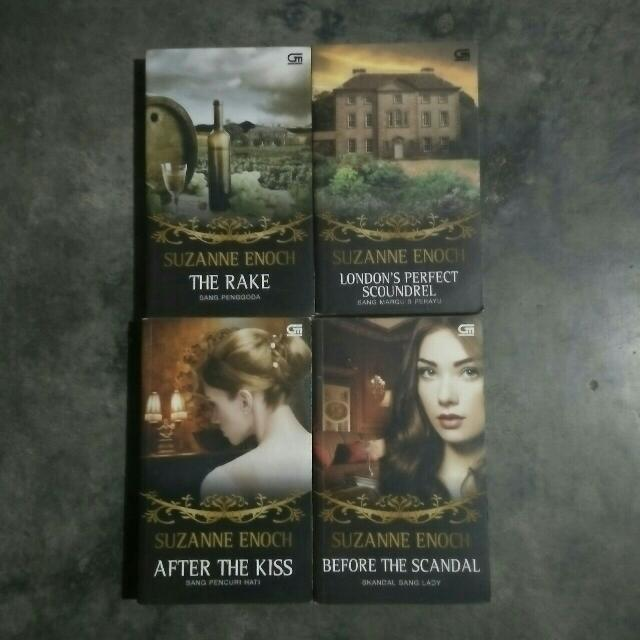 Novel Kolpri Mulus