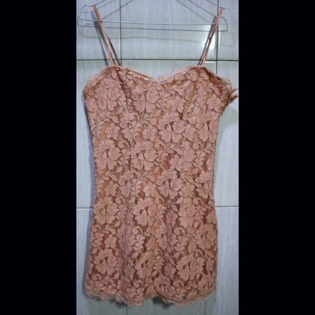 [OBRAL] Forever 21 💃🏻 Mini Dress Pink