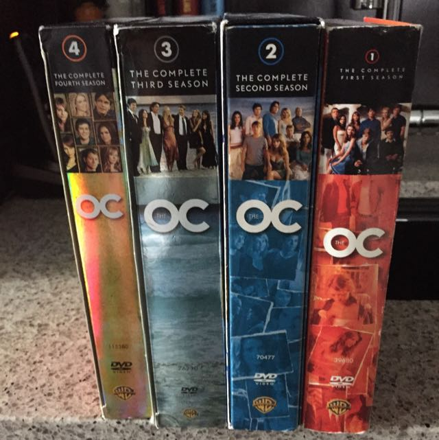 O.C Complete Series