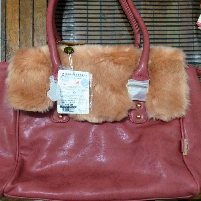 Olive Oyl™ Soft Leather Bag