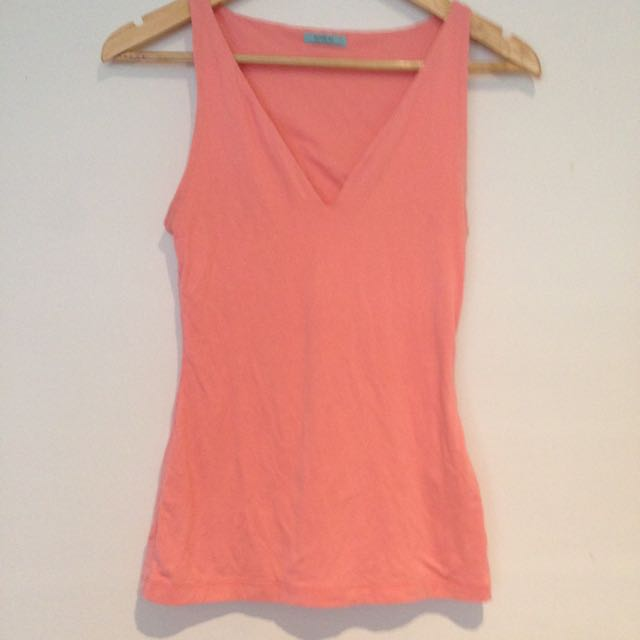 Peach Kookai Top
