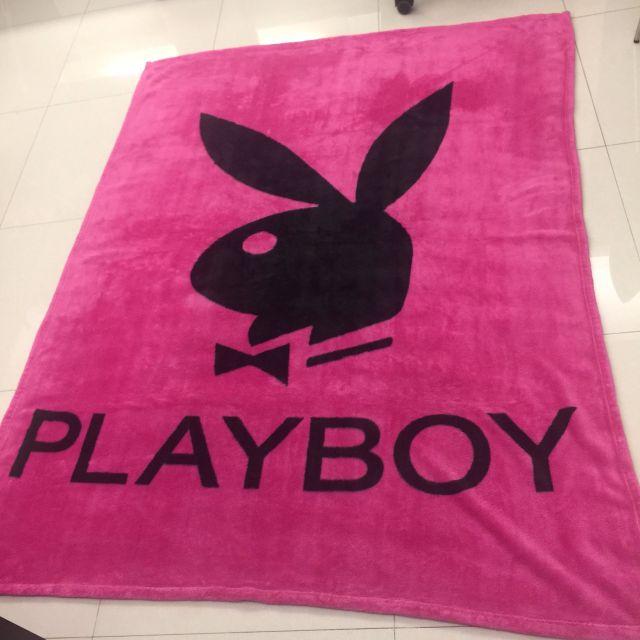 PLAYBOY 毛毯