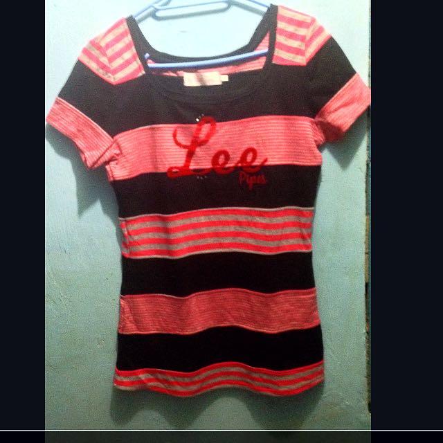 Preloved Lee Pipes Tshirt
