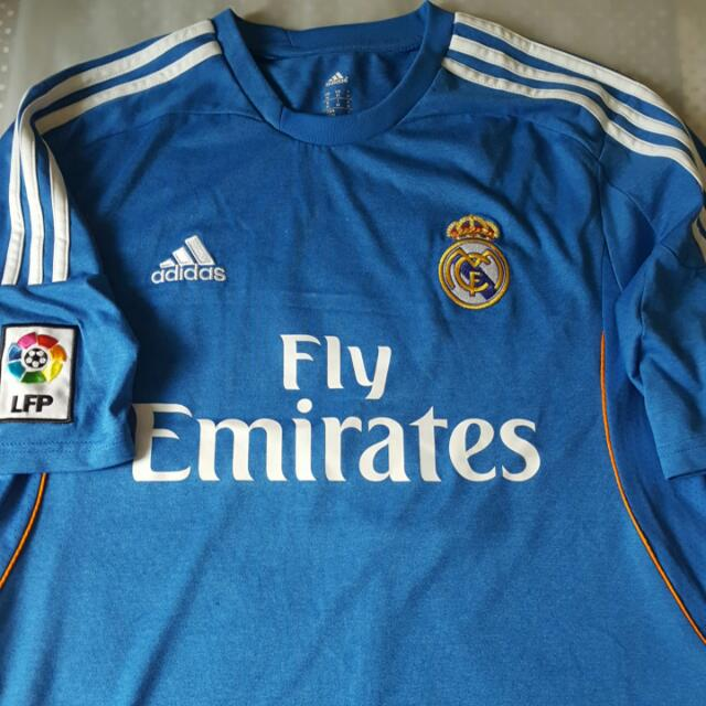 official photos 9b02f 44734 Real Madrid 13/14 Away Kit
