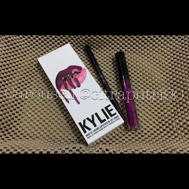 [SALE] Kylie Lipkit 💋 Kourt K