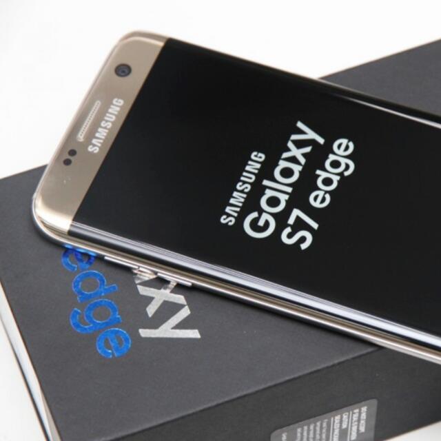 Samsung Galaxy S7 Edge,9/13剛買,聯強一年