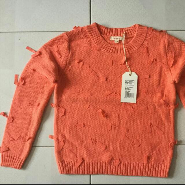 [Seeds] Brand New Kids Sweater