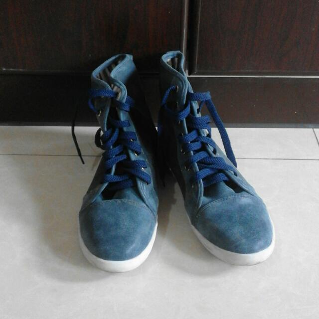Shubizz High-cut Shoes // Sneakers