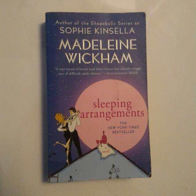 Sleeping Arrangements Novel (By Madeleine Wickham)
