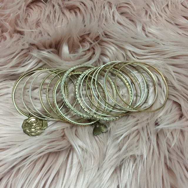 Stacking Bracelet Set