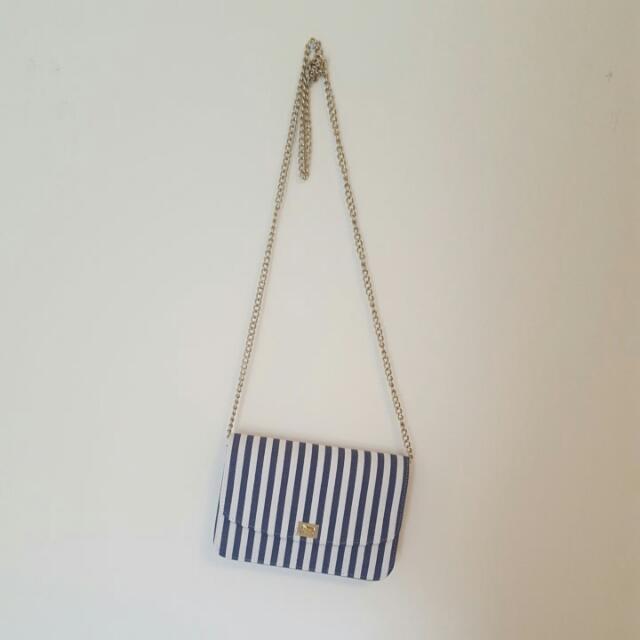 Striped Body Bag