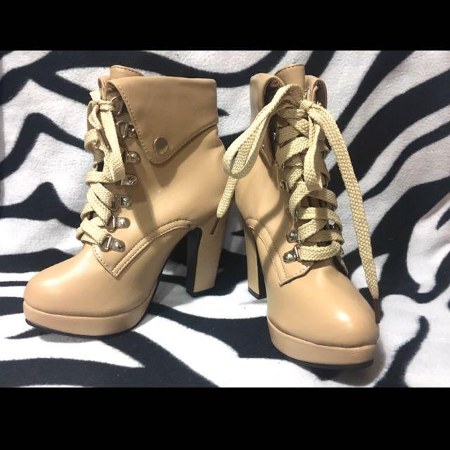 Tan Women's Heels
