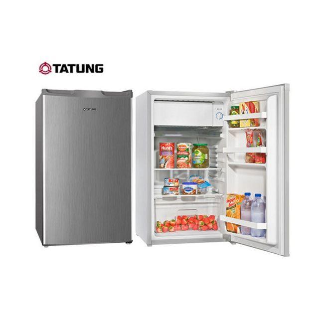 TATUNG大同100公升環保省電單門小冰箱TR-100HT/物品8成新