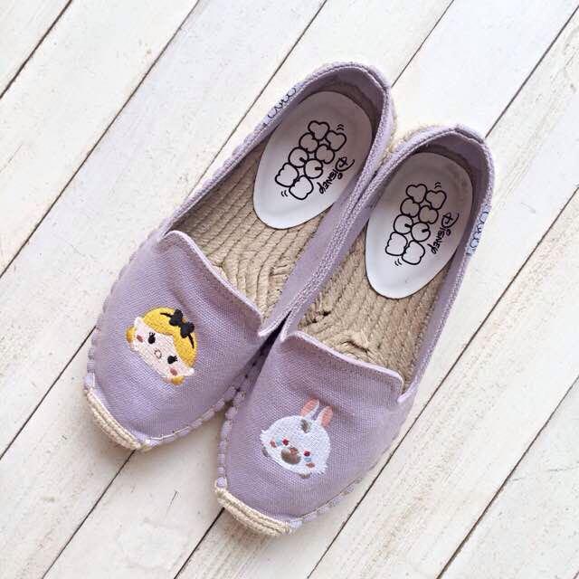 Tsum Tsum Alice shoes