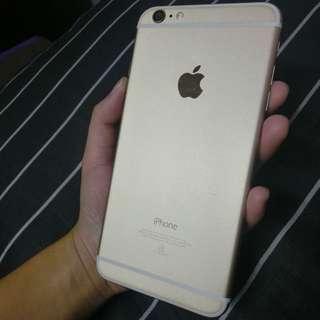I Phone 6 Plus 16g 九成新女用機
