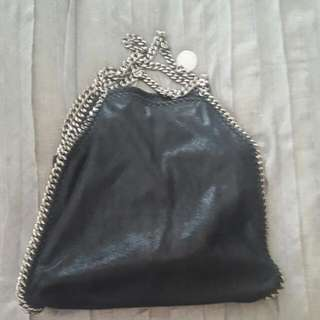 Stella McCartney Falabella Black Bag