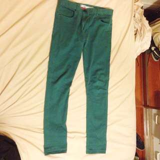 Lost Highway Super Skinny Chinos