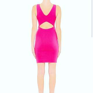 BNWT Kookai Cut Out Back Size 2 Dress