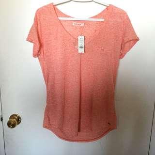 BNWT Coral Garage T-shirt Size L