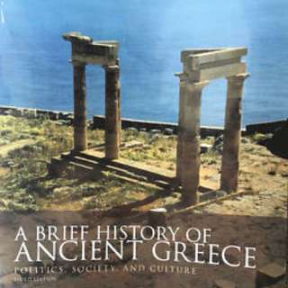 A Brief History Of Ancient Greece - 3rd Edition (HIST 2100)