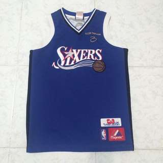 MAJESTIC Allen Iverson Jersey Youth M
