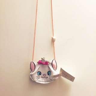 東京迪士尼 絕版 正版 瑪莉貓 零錢包