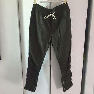 H&M Dropped Crotch Pants