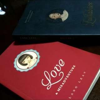 RESERVED Lang Leav - Books