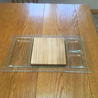 Serving Platter/Tray *Moving Sale*
