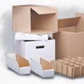 NEW Carton Box / Storage Box / Parcel Box