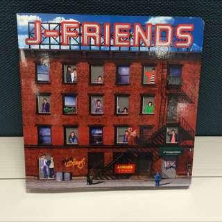 J FRIEND CD書