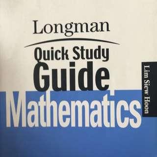 Maths SPM/O-levels