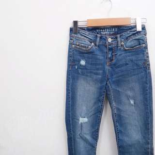 Ripped Jegging | Aeroposale