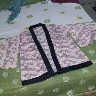 Outer Wanita Kimono