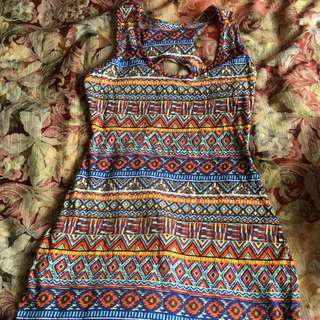 Short Summer Dress