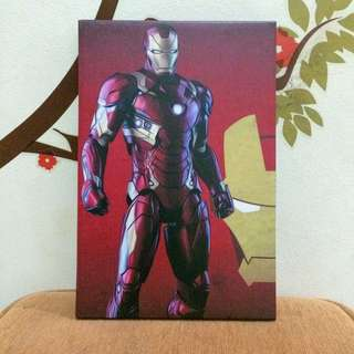 Ironman Wall Decoration