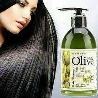 olive shampo