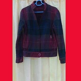 (Preloved) Gee Eight Flannel Jacket
