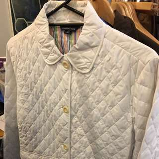 Lands End Light Weight Quilted Jacket
