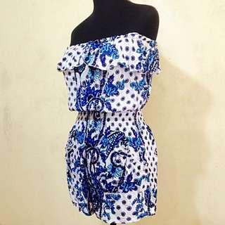 Imported Dress-short Tube