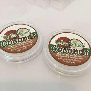 Coconut Lip Moisturizer